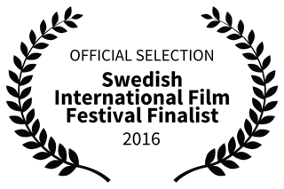 Swedish International Film Festival Finalist - 2016 Laurel