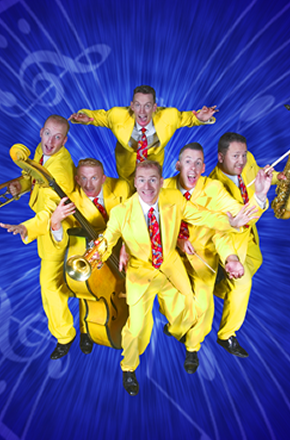 Headshot of The Jive Aces